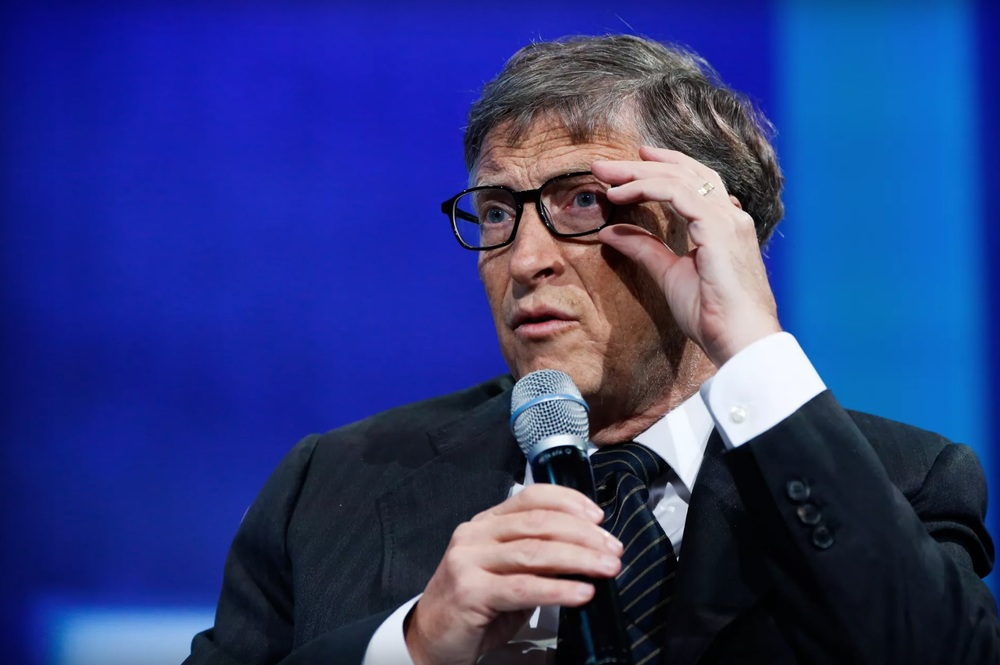 Microsoft cofounder and billionaire philanthropist Bill Gates. Credit: JP Yim/Getty Images