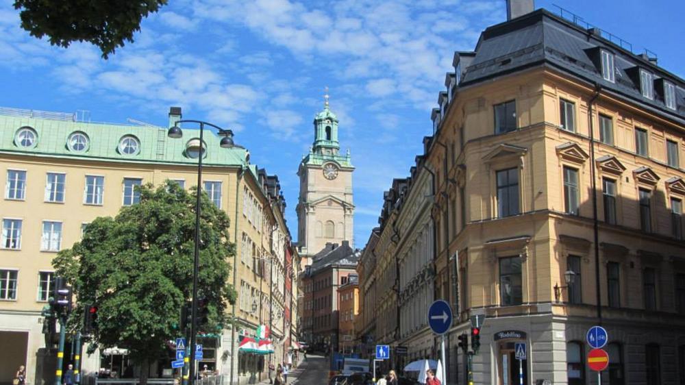Stockholm, Sweden. Credit: Jasmine Kukko