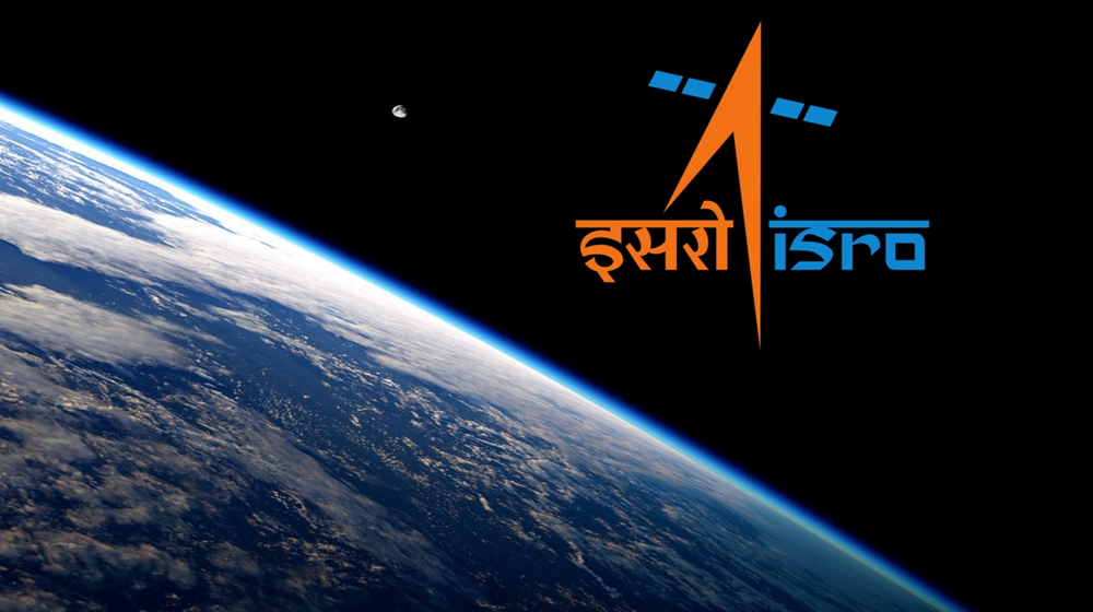 ISRO logo. Credit: ISRO website
