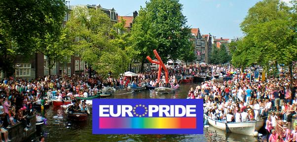 EURO Pride in Amsterdam.Source: Coc.nl