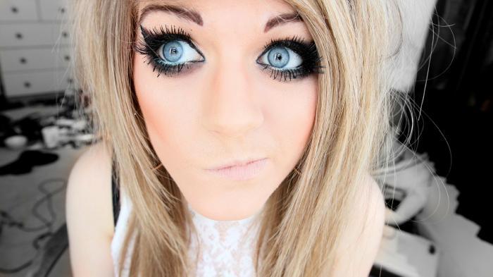 Prominent U.K. YouTuber Marina Joyce. Credit: Snopes