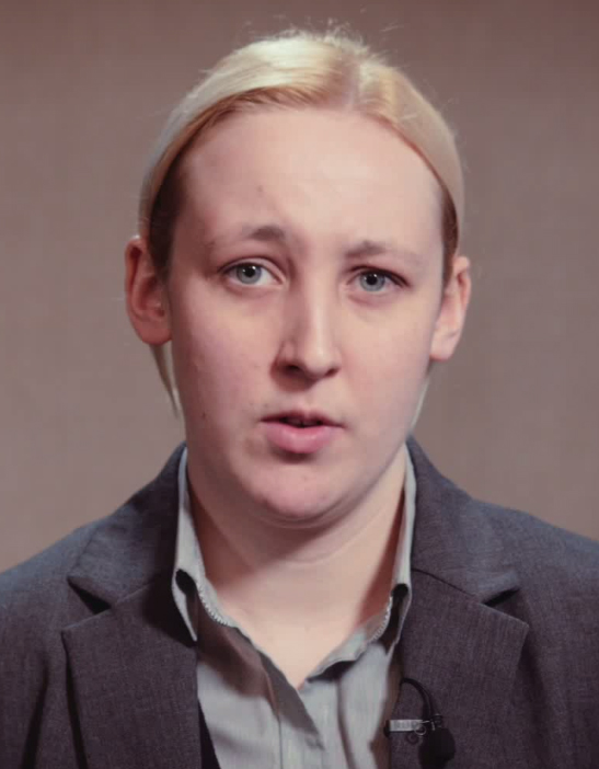 U.K. MP Mhairi Black. Credit:  Wikimedia
