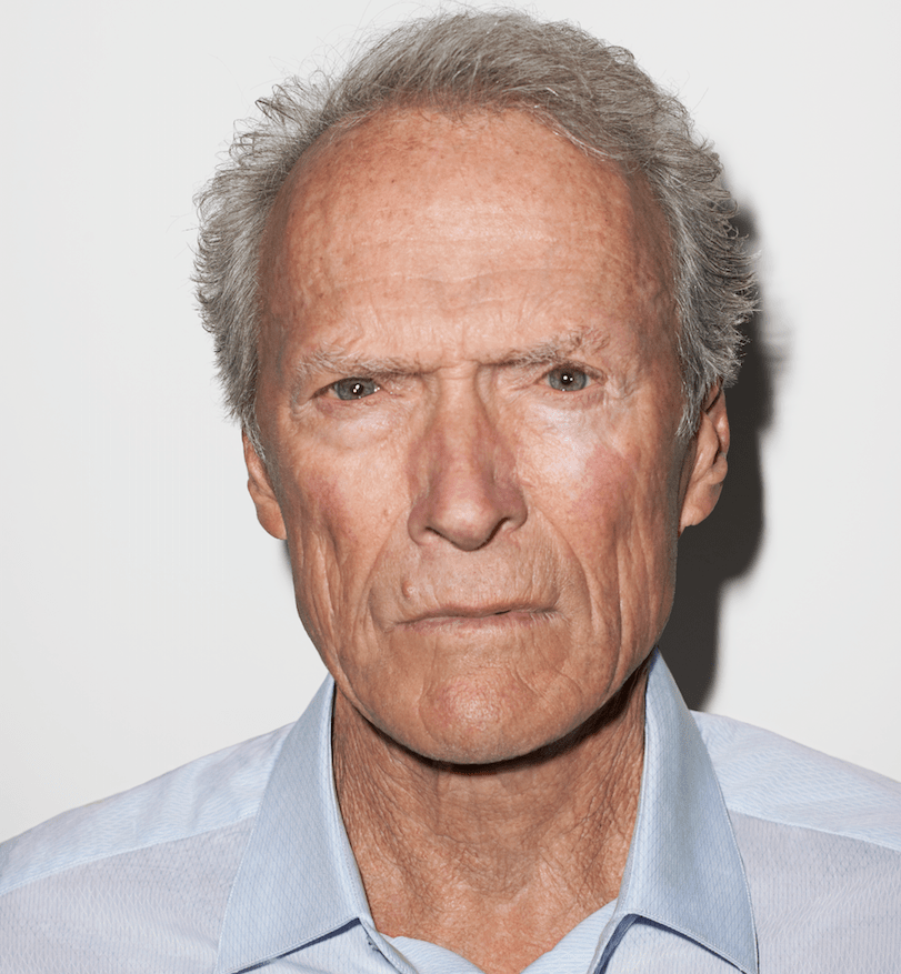 Clint Eastwood. Credit:  Terry Richardson/Esquire