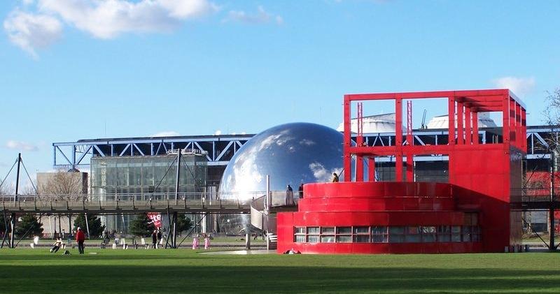Parc de la Villette.Credit:Roommate