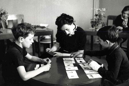 Dr. Maria Montessori. Credit:  Montessori Schools of Fremont website