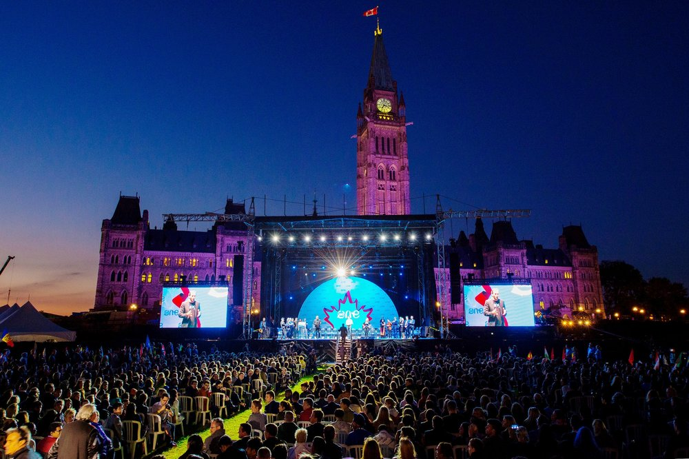 One Young World Summit 2016 in Ottawa, Canada. Cover credit:  One Young World via Flickr