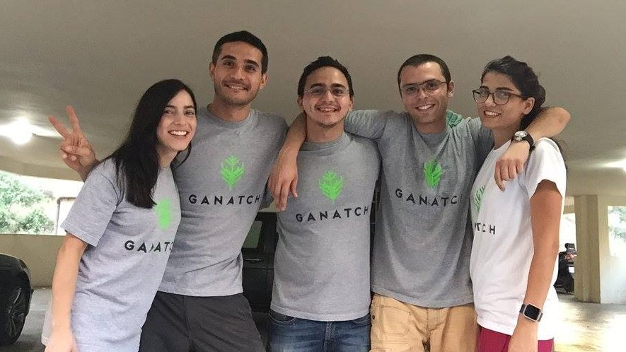 Ganatch team and supporters.Credit: Ganatch (Published with permission from Ganatch cofounder Varant Kurkijian)