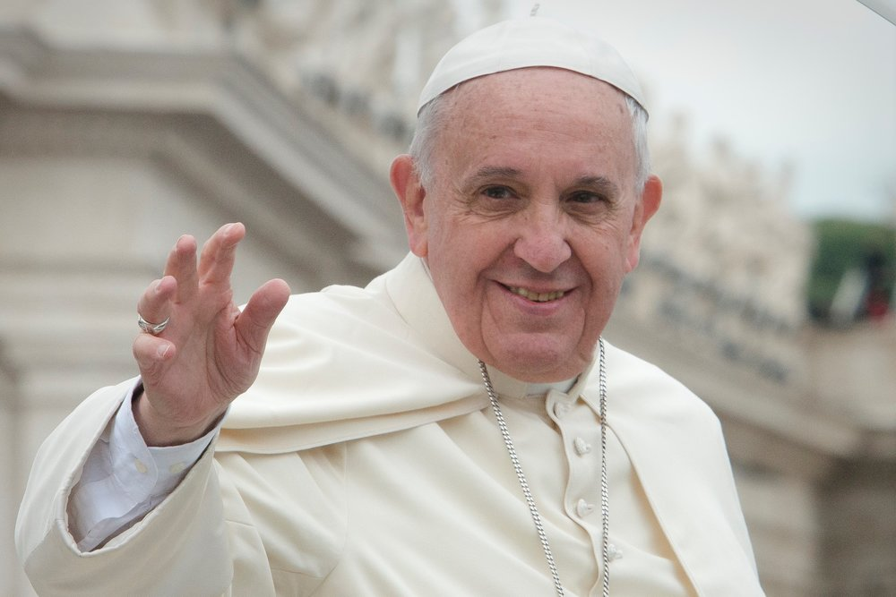 Pope Francis Cover source:  Wikimedia