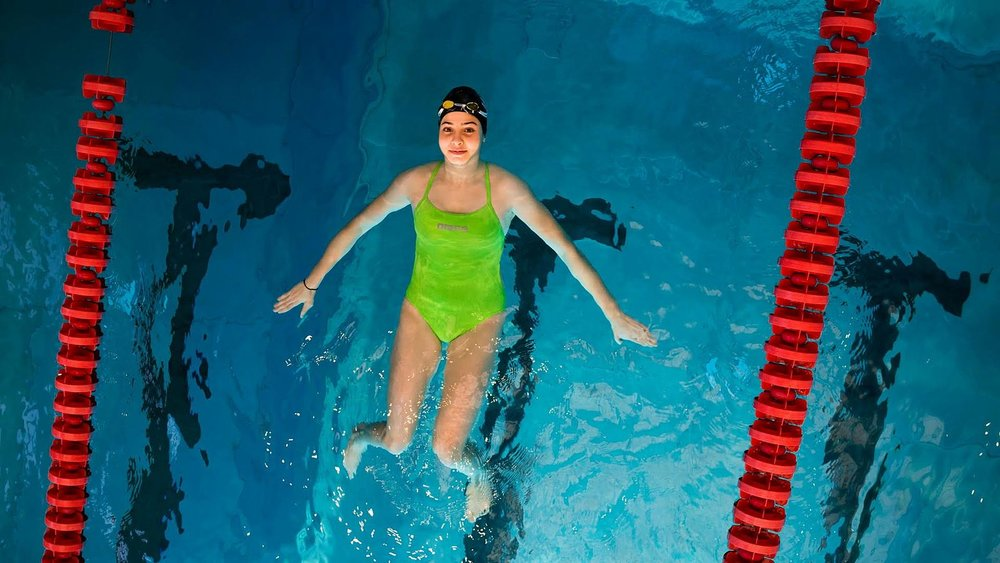 Yusra Mardini Cover source: Wikimedia