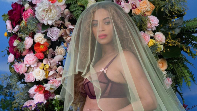 Cover source: Beyoncé's official  Instagram account