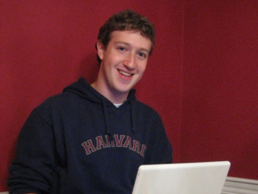 Facebook CEO Mark Zuckerberg Cover source:  Wikimedia
