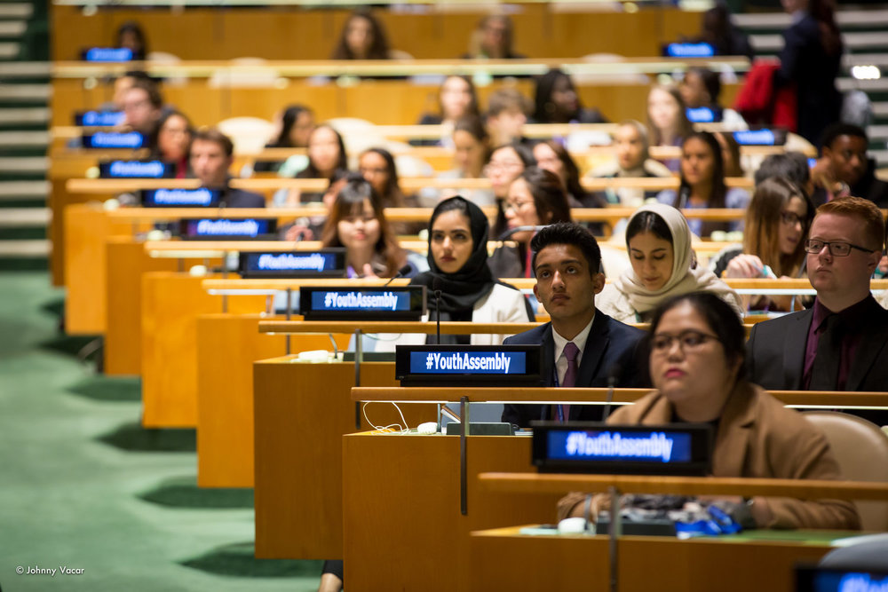 Youth Assembly at the United Nations 2017