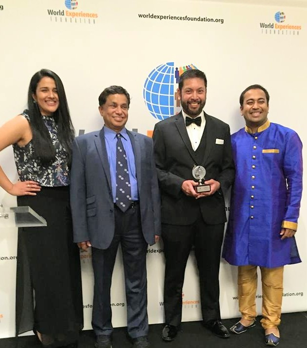 World Experiences Foundation's Global Citizens Gala