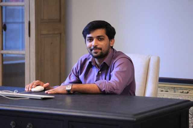 🚨 GYVSDGsCup Contestant Alert 🚨  Libin Varghese is a brilliant finalist from India who designed an innovative, intelligent and cost-effective device that monitors electric power usage 💡 in the house and can save up to 30 percent of electricity consumption 🔋. If you want this Finalist's story to be the winner of the competition, go to our Facebook page to read the article and simply LIKE 👍 or put a POSITIVE REACTION 😍: that will be your vote!