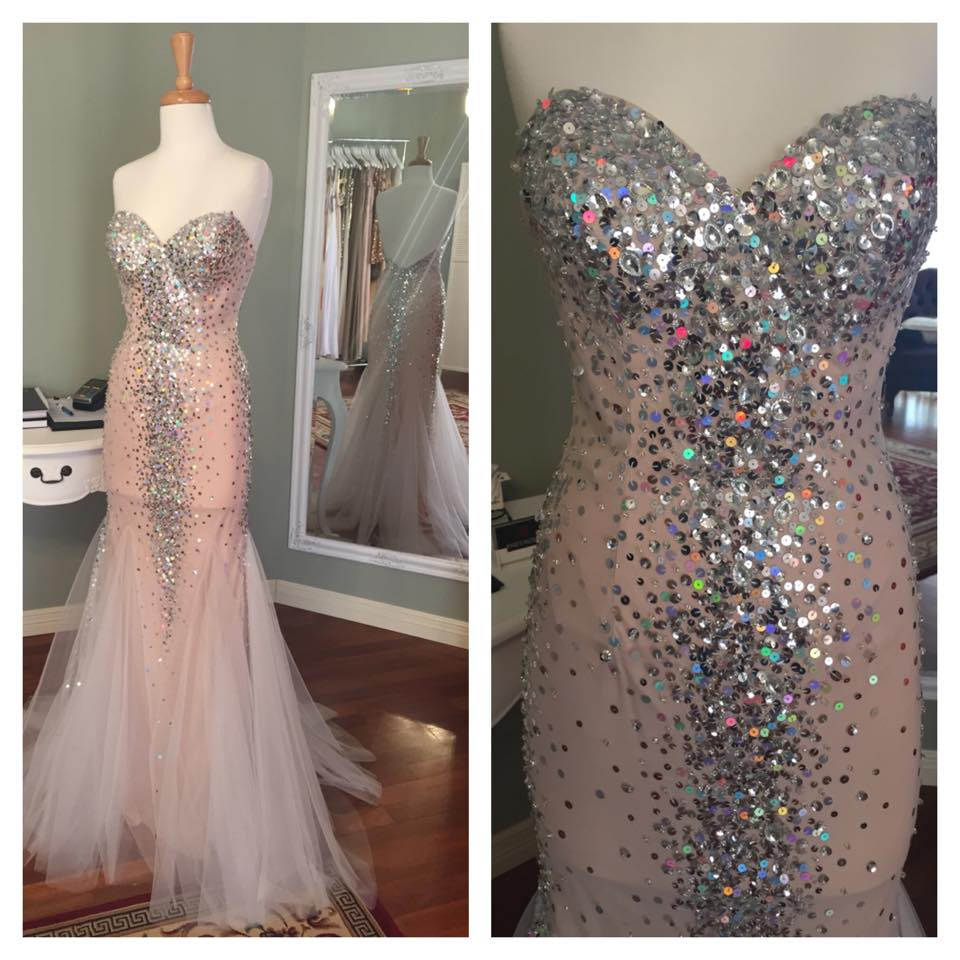 Jovani, Show Stopper Gown