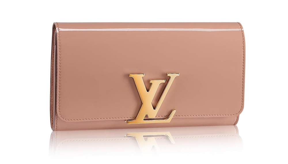 Louis Vuitton, Louise Patent Clutch