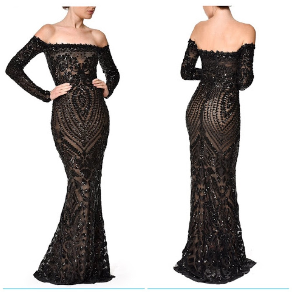 House of Carmelo,  Milan Gown
