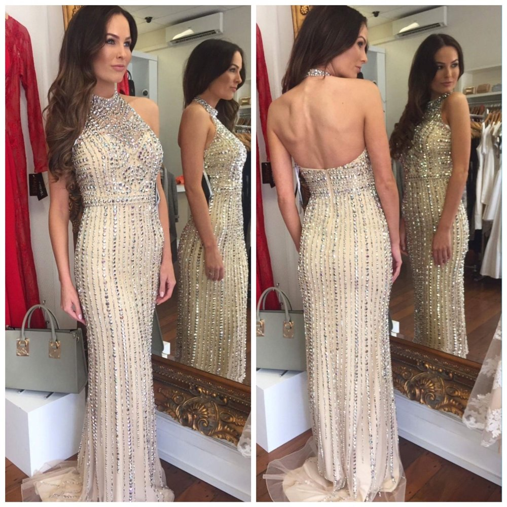 Sherri Hill, Embellished  Gown