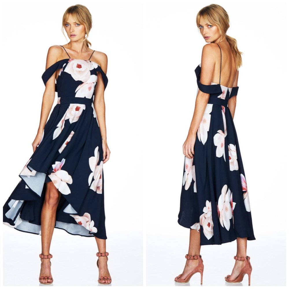 Talulah, Floral Affair Midi Dress