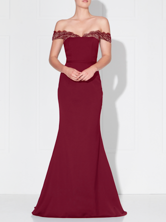 Love Honor, Selena Gown