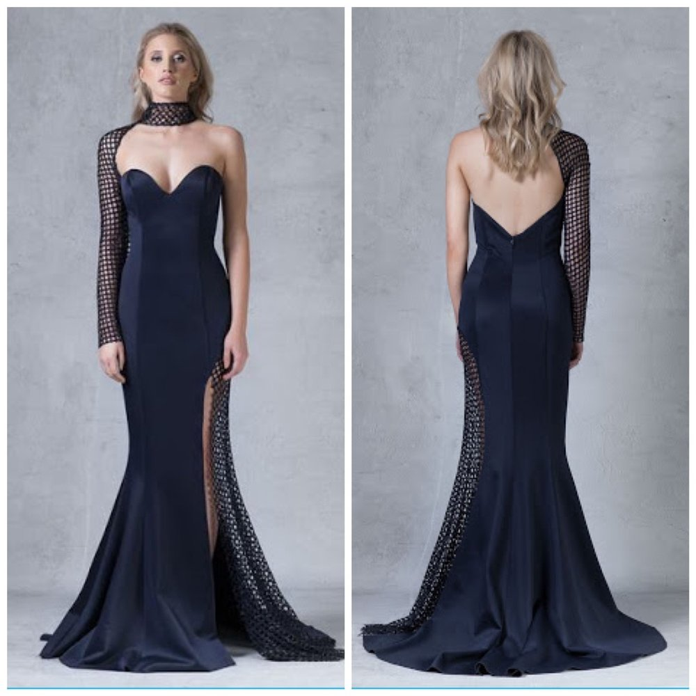 Alexis George Couture, Vesta Gown