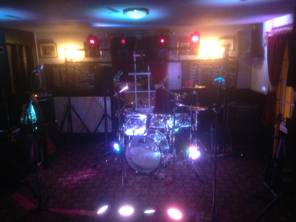 Illicit Photos -  Band Setup