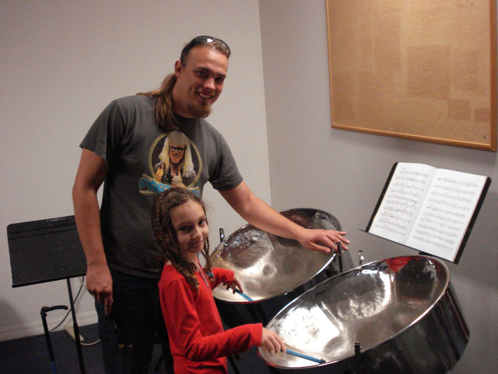 Steel Drums Lessons & Drum Lessons