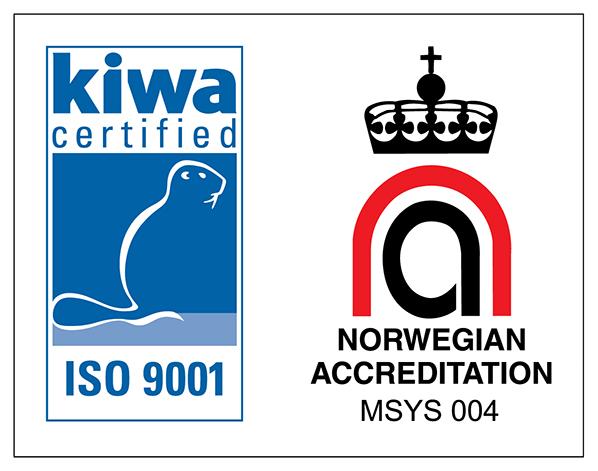 NS-EN ISO 9001:2015