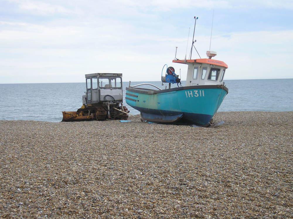 Aldeburgh Boat