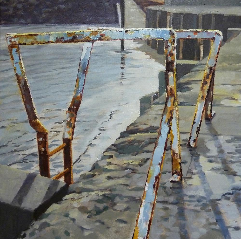 Watchet Harbour West