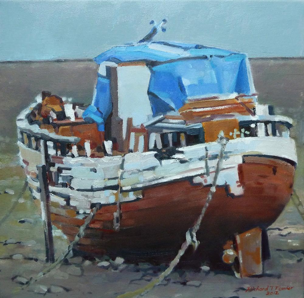 Brian's Boat - Porlock