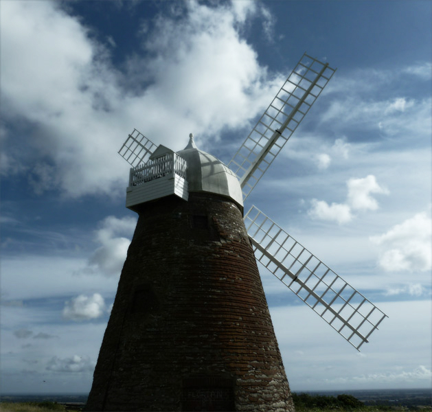 Halnaker Mill