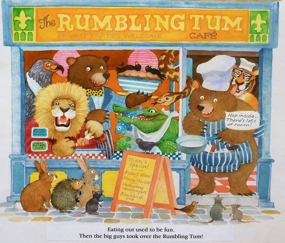 The Rumbling Tum