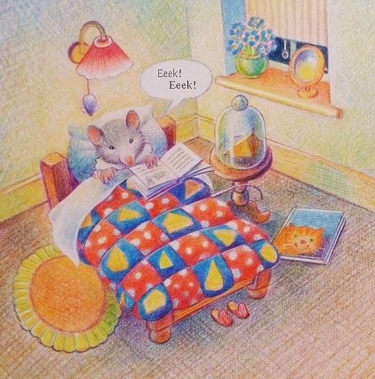 Mole's Bedtime Story