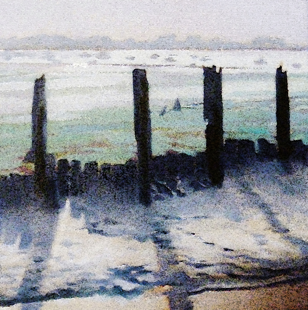 Low tide Bosham