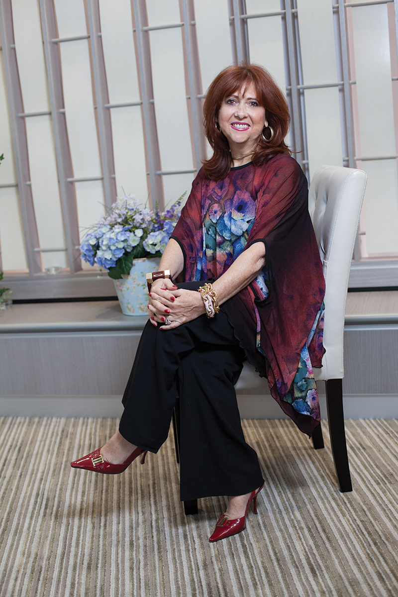 Lois Ross in the Women of Upstate New York Magazine, December 2014