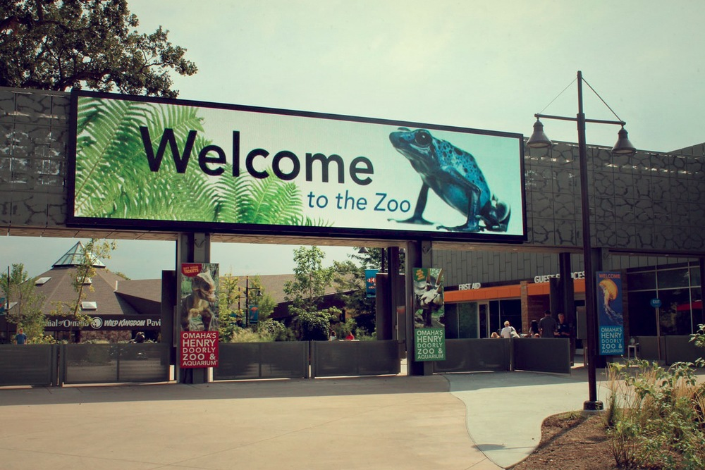 The Henry Doorly Zoo and Aquarium , Omaha, Nebraska