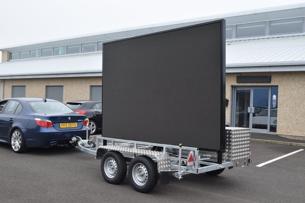 Outdoor Mobile Billboard
