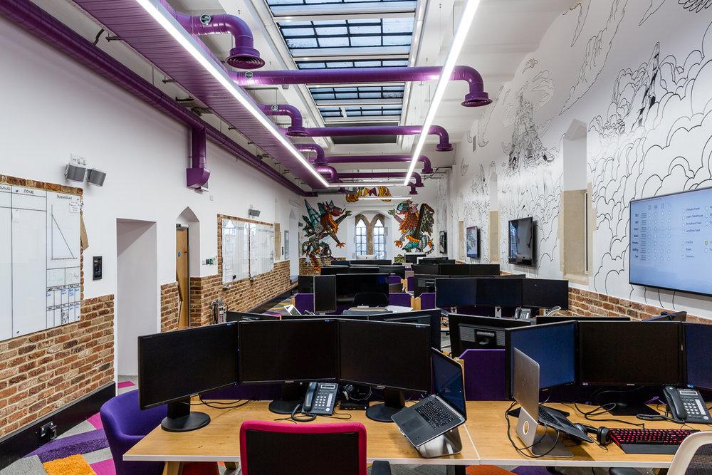 money.co.uk. castle-based offices