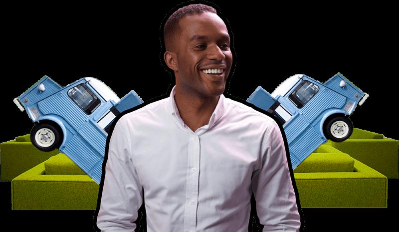Dickson Abegunde, Auto Trader