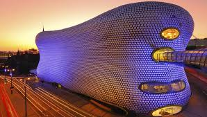The Bullring, one of Hammerson's retail properties