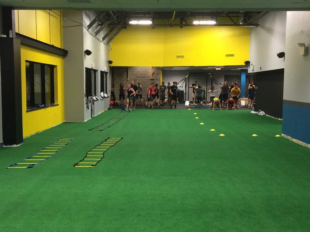 nex level 2.0 - check out our new gym