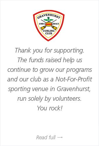 Gravenhurst Curling club