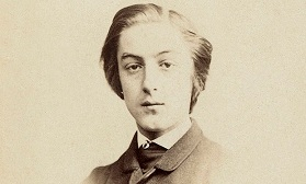 Gerard Manley Hopkins         Poet & Jesuit priest (1844-1889)**