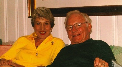 Peg and Bob Green, February 2009