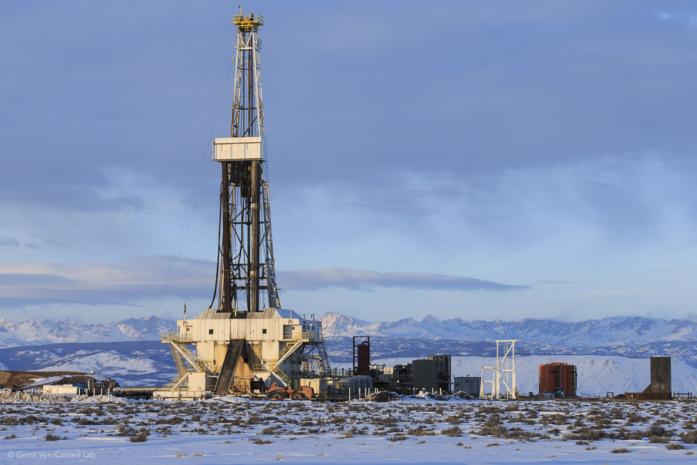 The Pinedale Anticline grew into the third largest gas field in the United States, and new drilling continues today.
