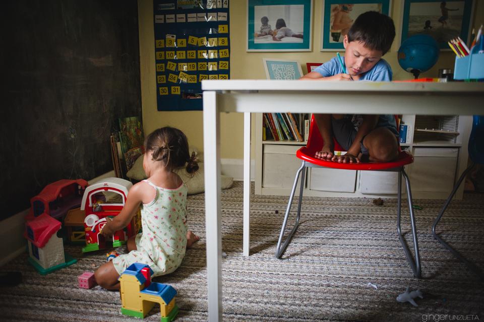 homeschooling 4 ginger unzueta