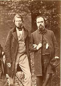 ©  Ruskin & Rossetti,1863.