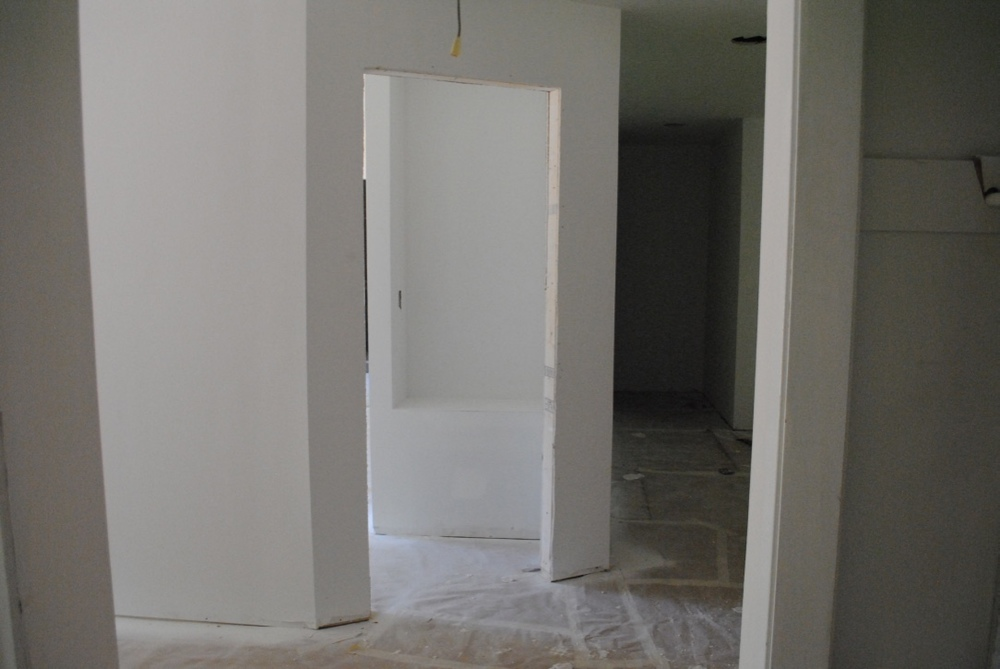 Master Bedroom Doorway