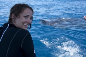Victoria Berg Whale Shark